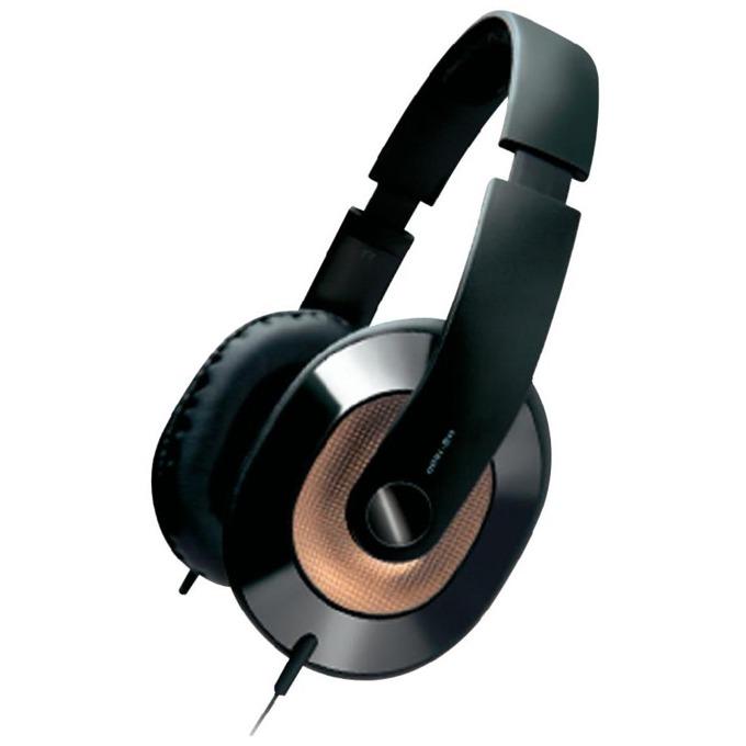 Слушалки Creative HQ-1600, жични, черни image