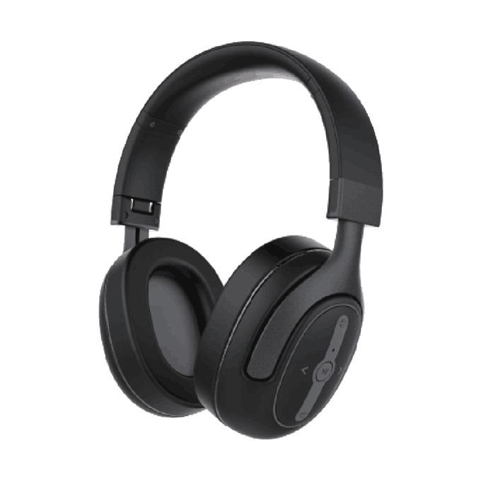 Слушалки Microlab Outlander 300, безжични, микрофон, Bluetooth, черни image