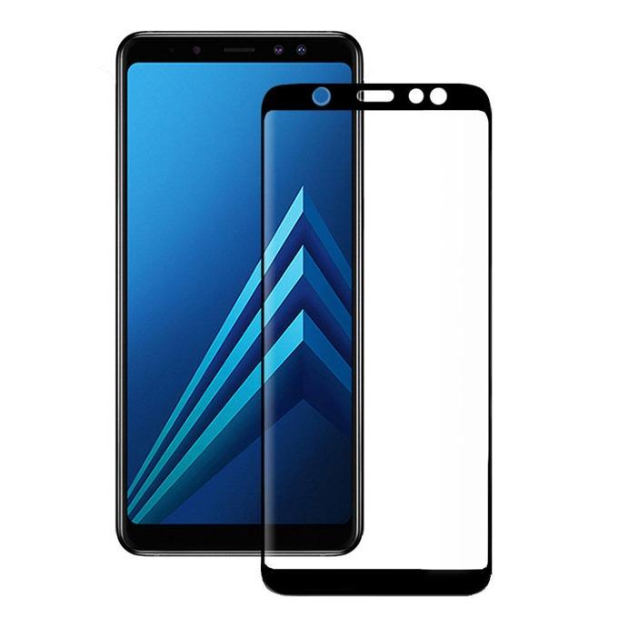 Протектор от закалено стъкло /Tempered Glass/ Eiger, Samsung Galaxy A6 Plus (2018) image