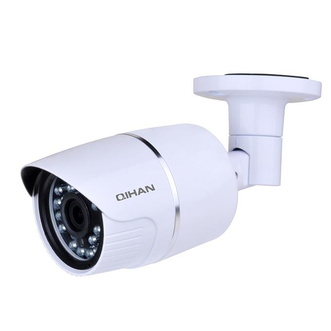 "Qihan QH-W357HC-N, камера, водоустойчива, 1/4"" HD CMOS, 1.0MP, 720P, 3.6mm, ИЧ-30 image"