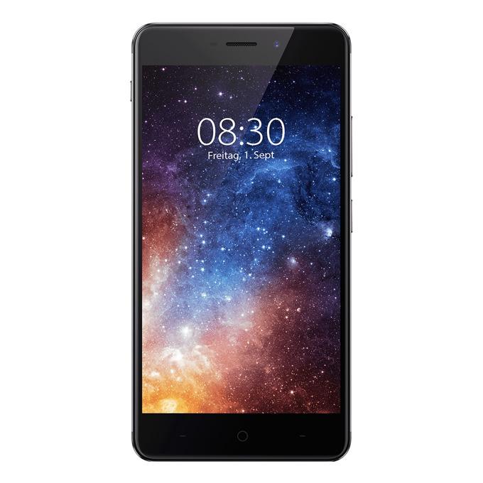 "TP-Link Neffos X1(сив), поддържа 2 sim карти, 5"" (12.7 cm) HD дисплей, осемядрен Helio P10(4x1.8GHz & 4x 1.0GHz Cortex A-53), 3GB RAM, 32GB Flash памет(+microSD слот), 13 & 5.0 Mpix camera, Android, 135g image"
