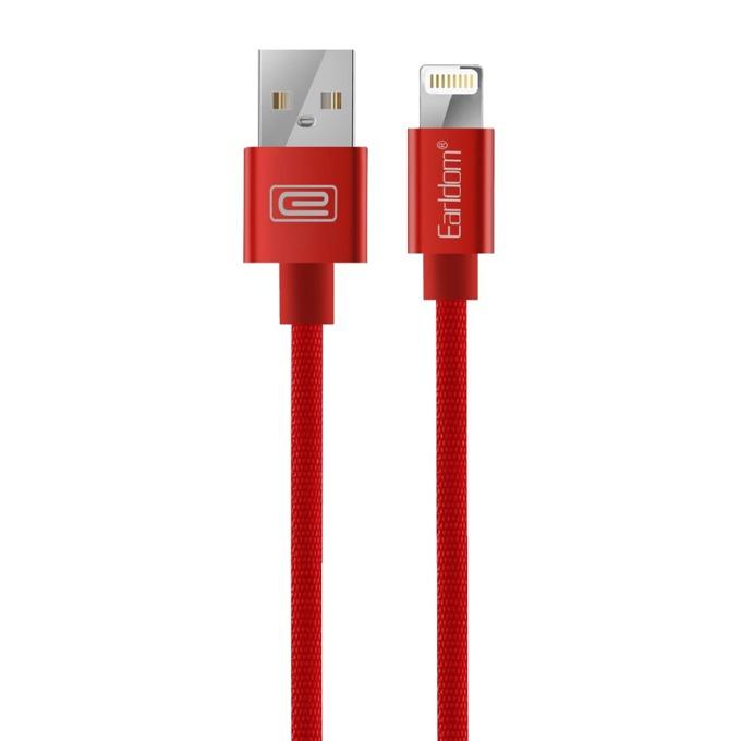 Кабел Earldom ET-009i от USB A към Ligh 1.0m 14884