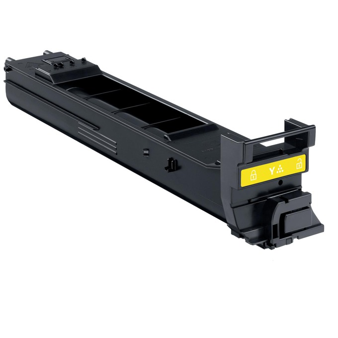 КАСЕТА ЗА KONIKA MINOLTA MC 4600 Series - Yellow product