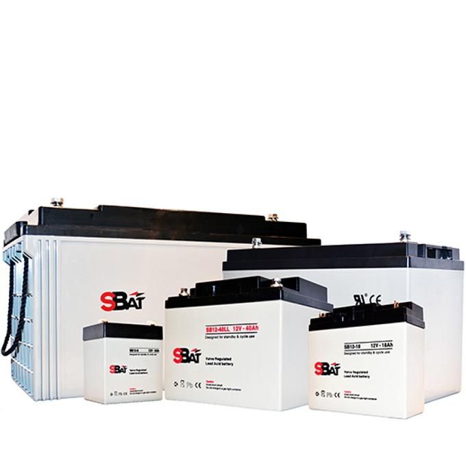 Акумулаторна батерия SBat SB12-70LL, 12V, 70Ah image