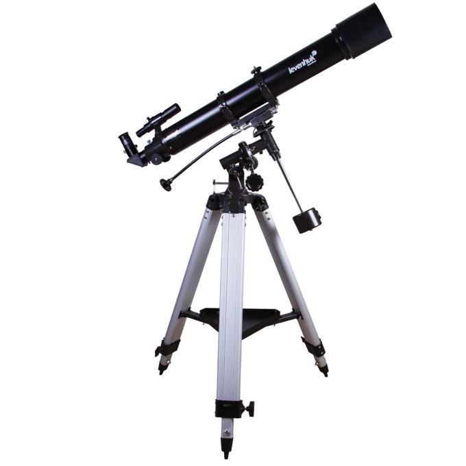 Телескоп Levenhuk Skyline 90x900 EQ, 90 mm диаметър на лещата, 900 mm фокусно разстояние image