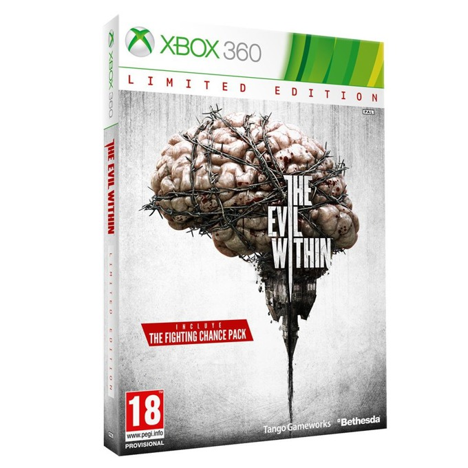 Игра за конзола The Evil Within - Limited Edition, за Xbox 360 image