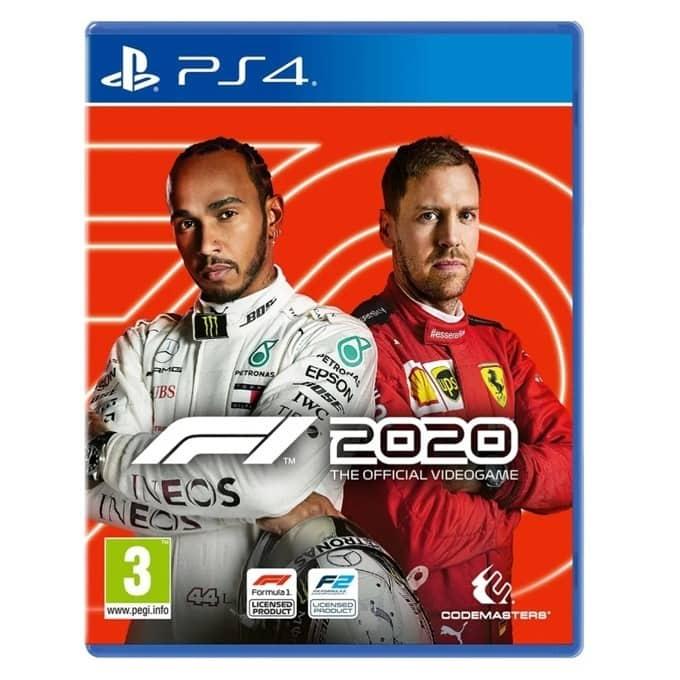 Игра за конзола F1 2020 - Seventy Steelbook Edition, за PS4 image
