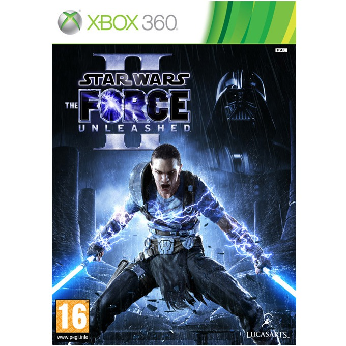 Star Wars: The Force Unleashed II, за XBOX360 image