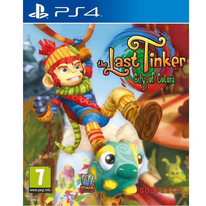 Игра за конзола The Last Tinker, за PS4 image