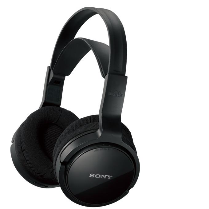 Слушалки Sony MDR-RF811RK, безжични, черни image