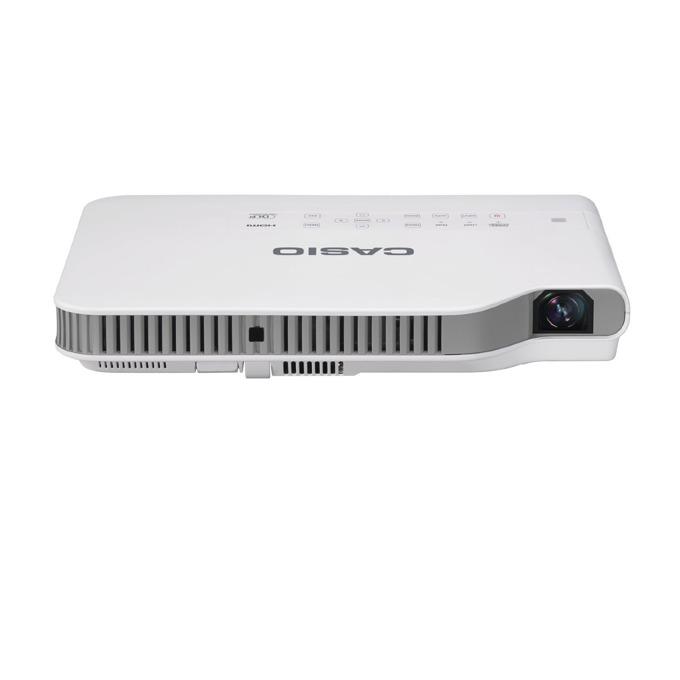 Проектор Casio XJ-A257, Laser & LED DLP, 3000 Lumens, 1800:1, UXGA, HDMI, USB image