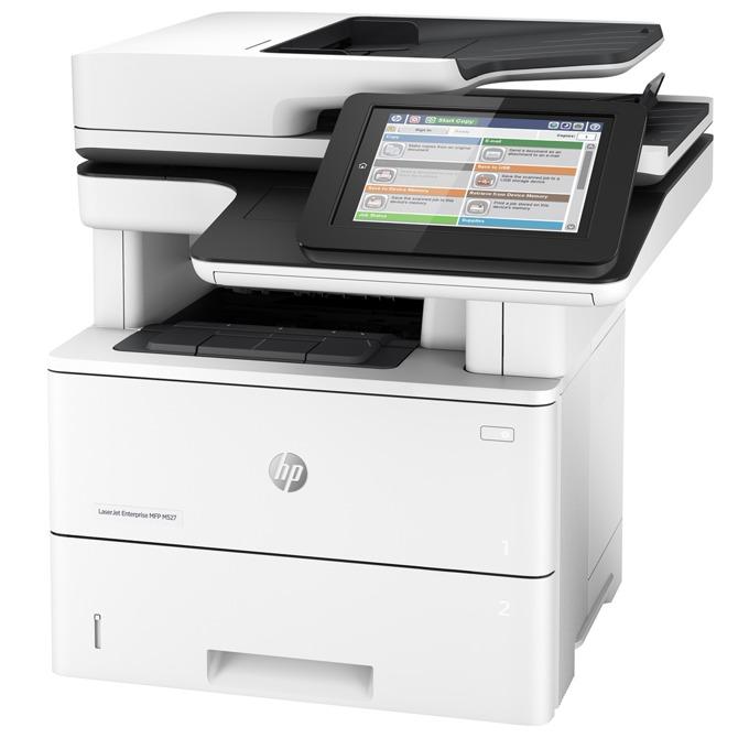 HP LaserJet Ent MFP M527dn