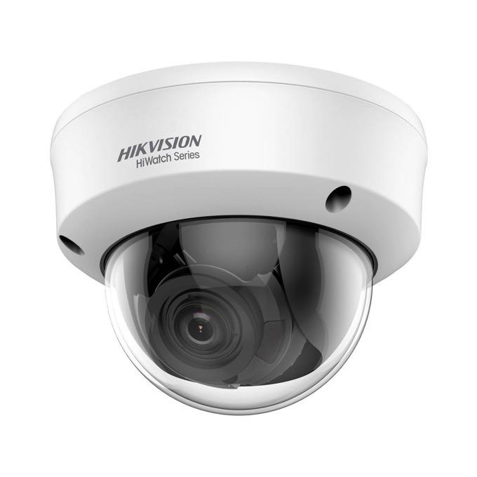 HDCVI камера HikVision HWT-D320-VF, куполна камера, 2MPix(1920×1080@25fps), 2.8 mm/12 mm, IR осветеност (до 40 m) външна IP66, IK10 image