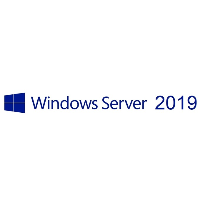 Microsoft Windows Server Standard 2019, 64Bit, Английски, 1pk DSP, OEI DVD, 24 Core image