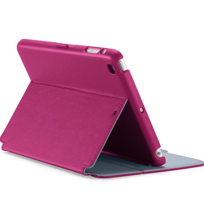 "Калъф тип ""бележник"" Speck StyleFolio за iPad mini, цикламен image"