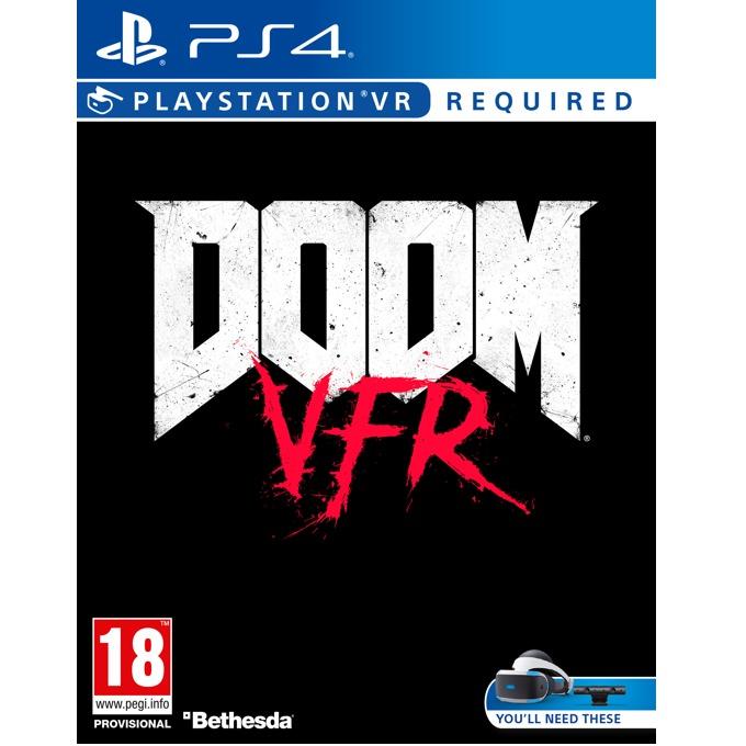 DOOM VFR, за PS4 image