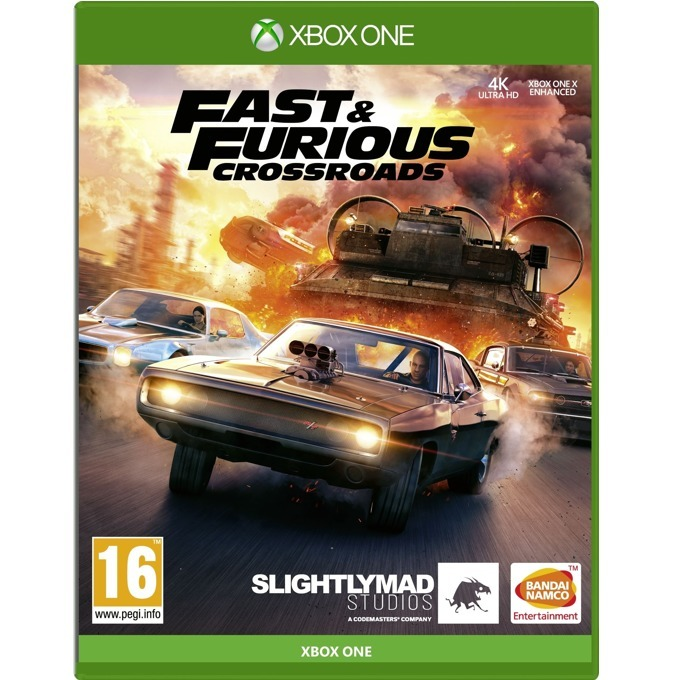 Fast and Furious Crossroads Xbox One product