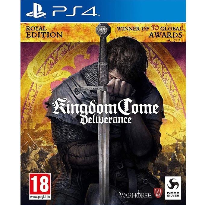 Kingdom Come: Deliverance - Royal Edition, за PS4 image