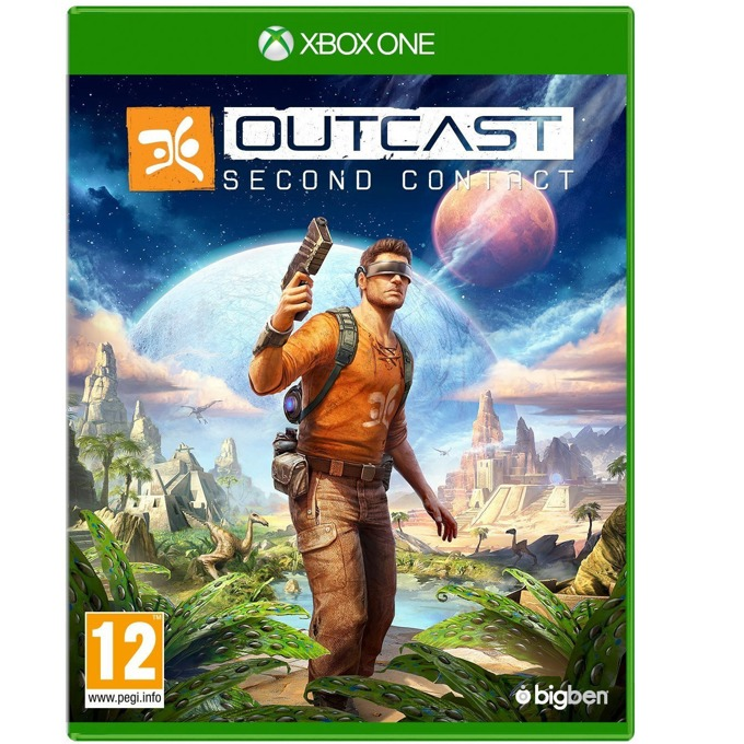 Outcast - Second Contact, за Xbox One image