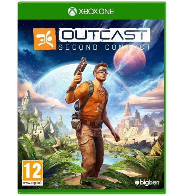 Игра за конзола Outcast - Second Contact, за Xbox One image