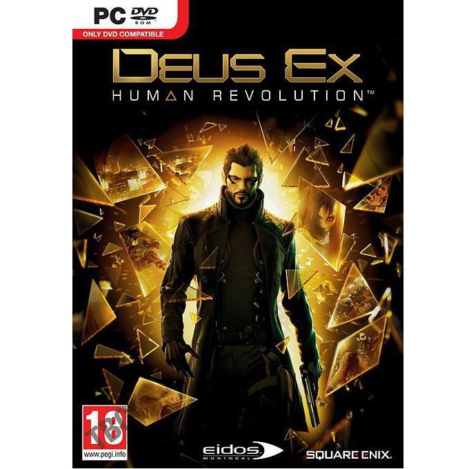 Deus Ex: Human Revolution, за PC image