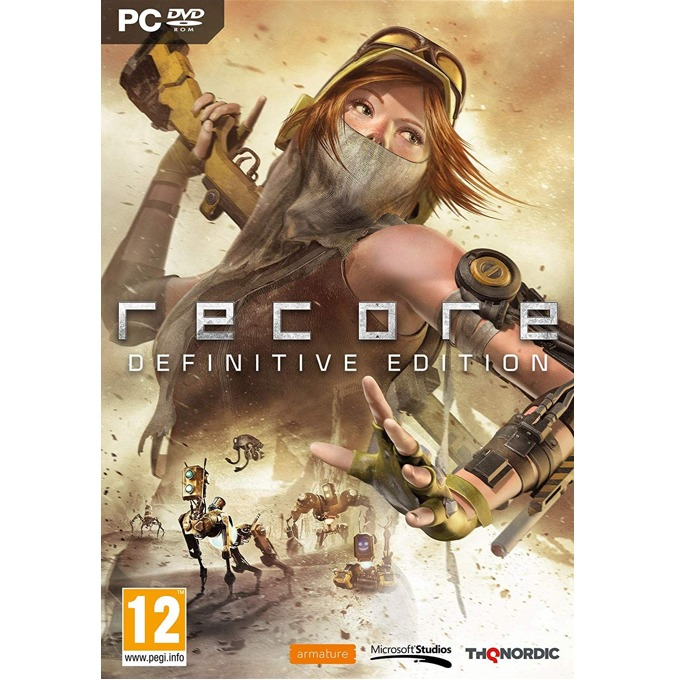 Игра ReCore - Definitive Edition, за PC image