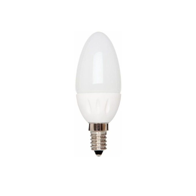 LED крушка Verbatim Frosted, E14, 3.8W, 250 lm, 2700K, Candle  image