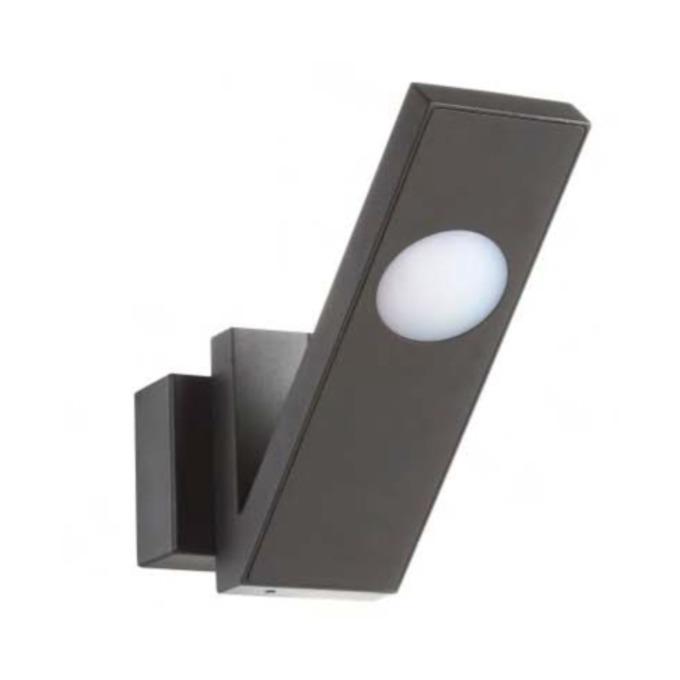 LED фасадно осветително тяло, ORAX LFL-1702-2x3W-WW, 2x3W, 2x200lm image