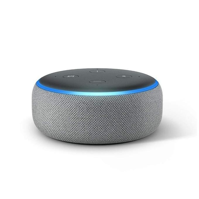 Amazon Echo Dot 3 Heather Grey product