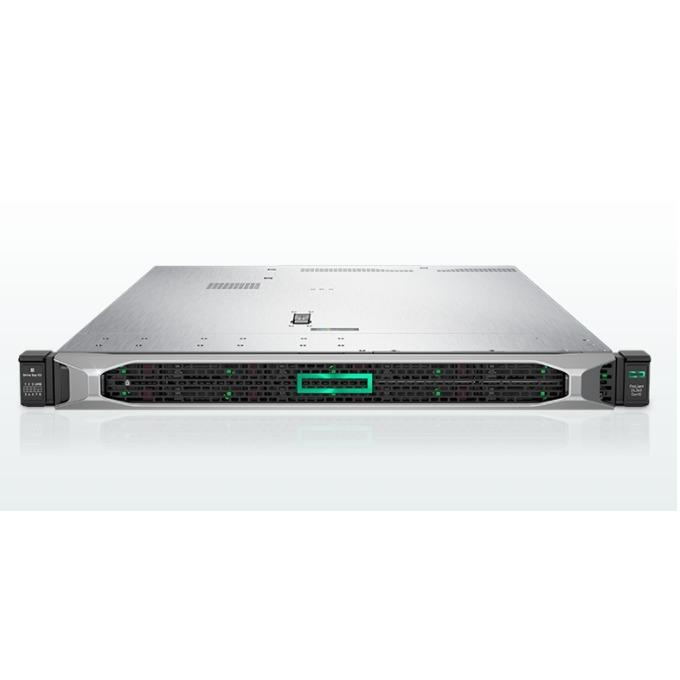 Сървър HPE DL360-G10 (879991-B21), 2x шестнадесетядрени Skylake Intel Xeon Gold 6130 2.1/3.7 GHz, 64GB RDIMM DDR4, No HDD, 4x 1GbE LAN, 5x USB 3.0, без OS, 2x 800W  image