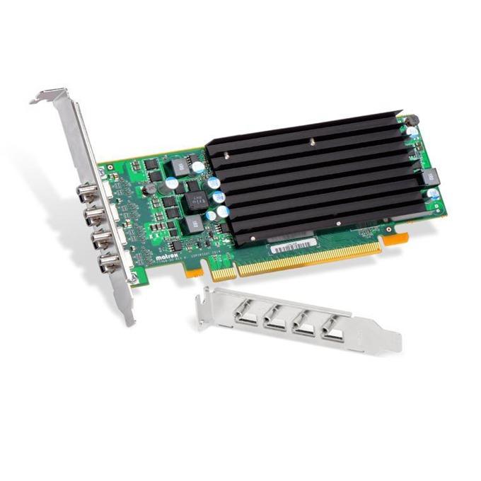 Видео карта AMD Matrox C420, 4GB, PCI-E, GDDR5, 4x mDP image