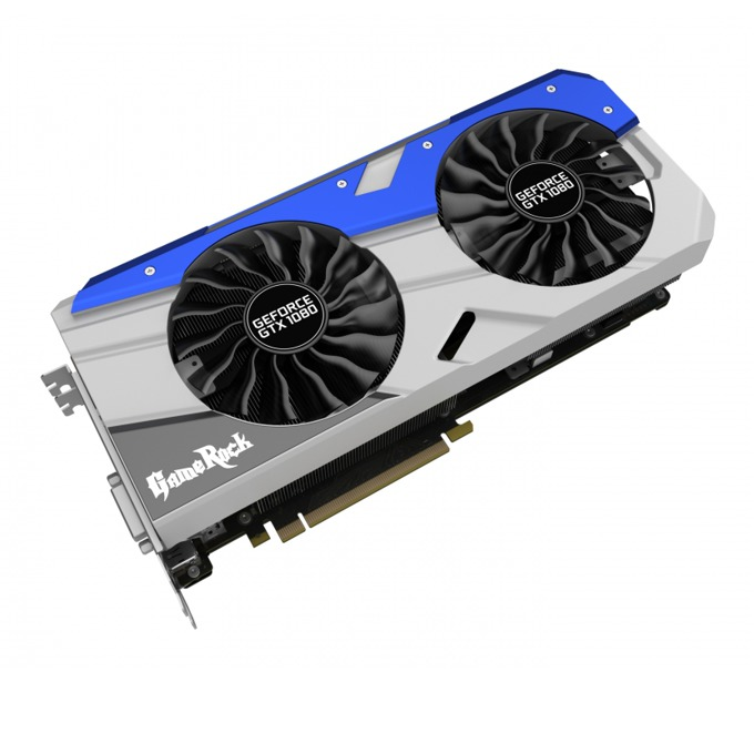Palit GTX 1080 GameRock Premium Edition 8GB