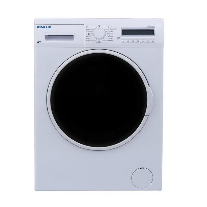 Перална машина Finlux FXL8 1015W, клас A++, 8 кг. капацитет, 1000 оборота в минута, 15 програми, свободностояща, 60 cm. ширина, таймер за отложен старт, бяла  image