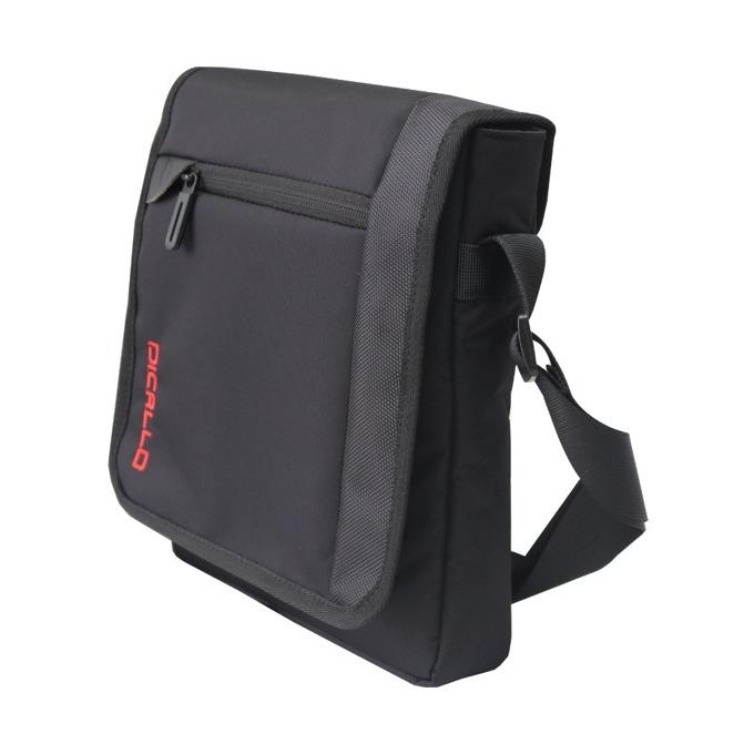 "Чанта за лаптоп Dicallo LLM9620R1, до 10"" (25.4 cm), черна image"