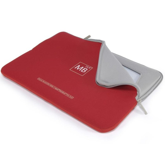 "Калъф за Apple MacBook Pro TUCANO BF-N-MB154-R, 15.4""(39.12cm), червен image"