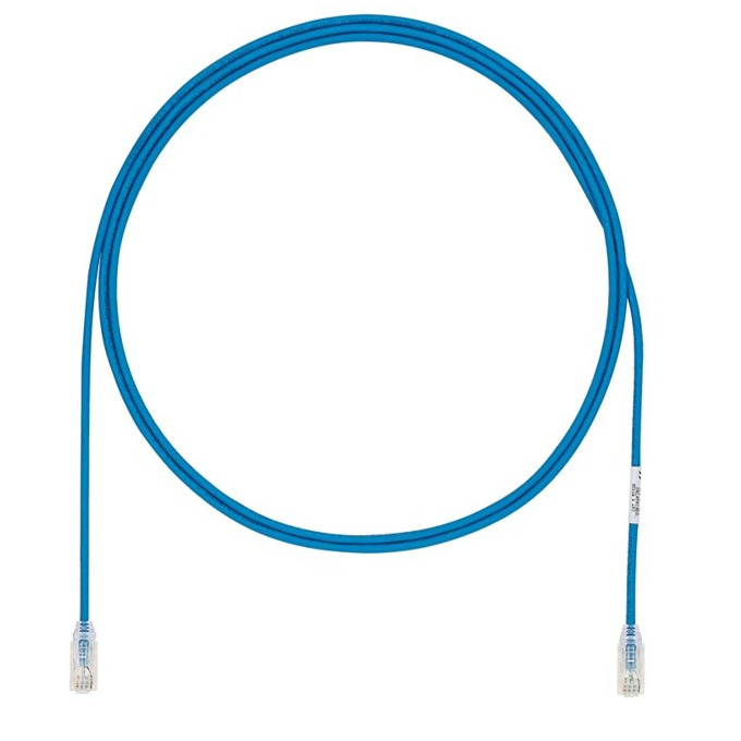 Пач кабел UTP, cat.6a, 1m, оранжев image