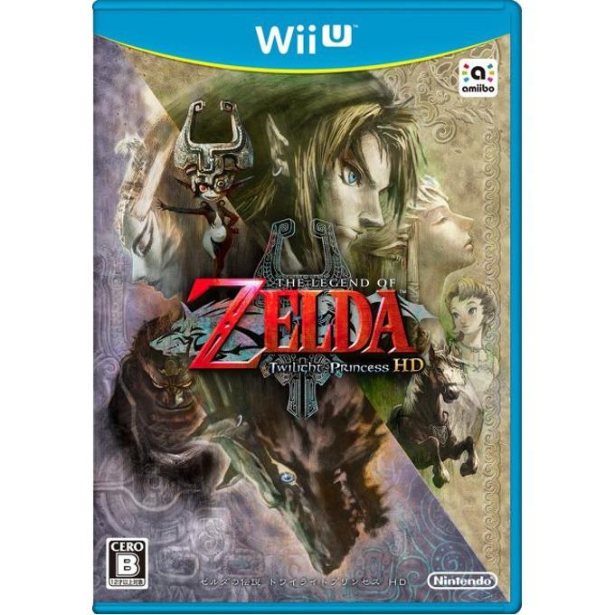 Игра за конзола The Legend of Zelda: Twilight Princess HD - Limited Edition, за Wii U image