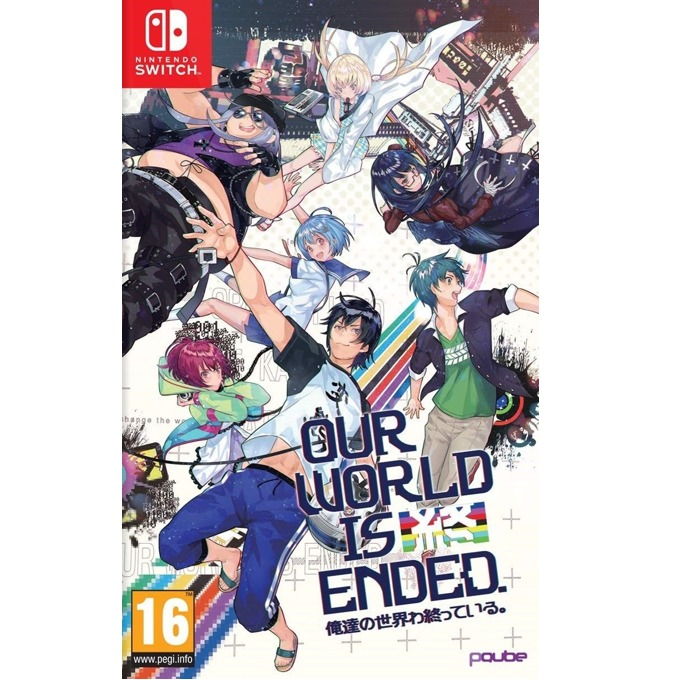 Игра за конзола Our World is Ended - Day One Edition, за Nintendo Switch image