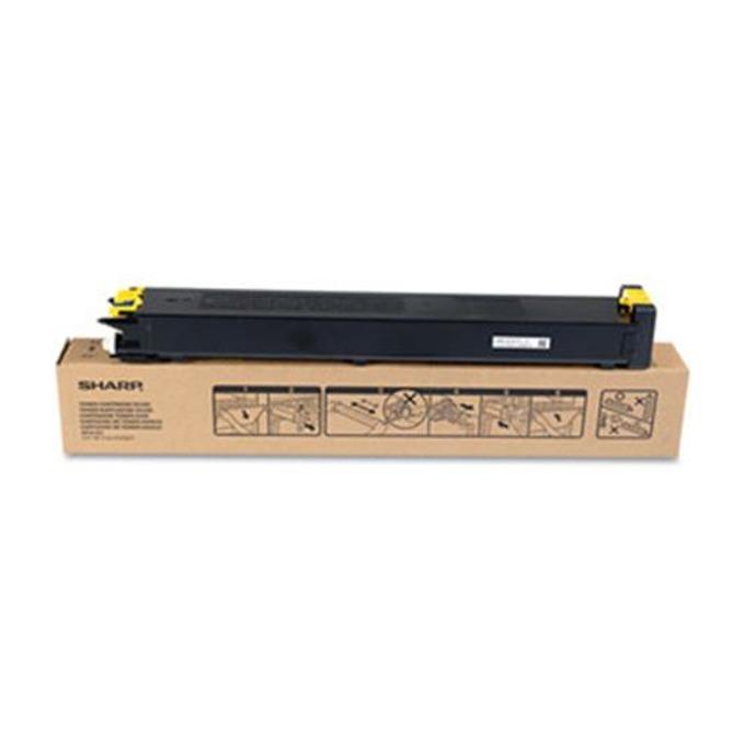 Касета за Sharp MX-23GTYA - Yellow - MX23GTYA - Заб.: 10 000k image
