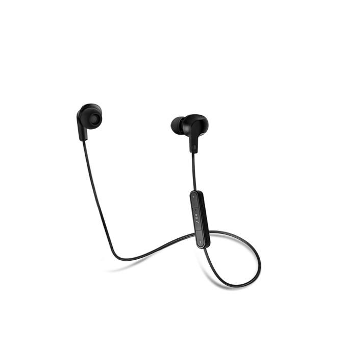 Слушалки Acme BH105, микрофон, Bluetooth, до 4 часа възпроизвеждане, черни image