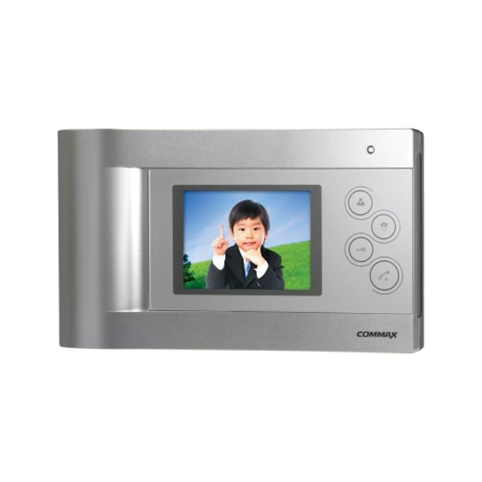 """Цветен монитор, Commax CAV-43QG, TFT, LCD, 4.3""""  image"""