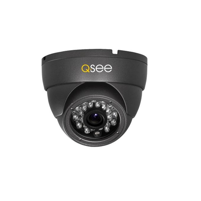 AHD камера Q-see QTH7223D, куполна, 2 Mpix(1920x1080), 3.6mm обектив, IR осветеност (до 30 метра), външна, IP66 водоустойчивост image