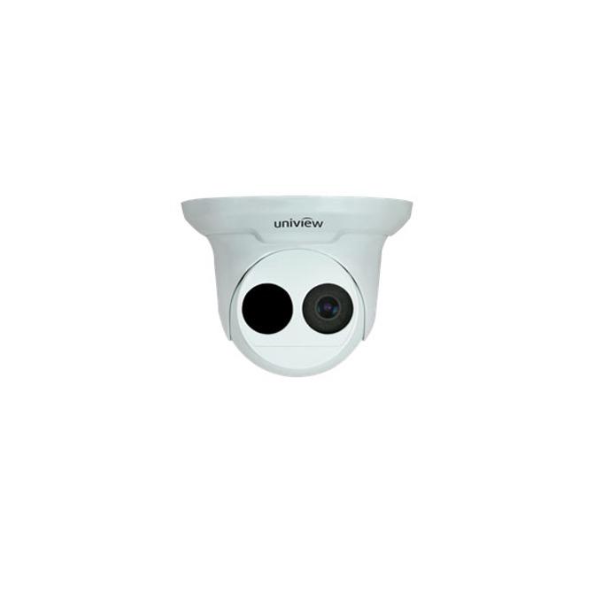IP камера Uniview IPC3612ER3-F60, мрежова камера, 2MP, куполна, 30m ден/нощ image