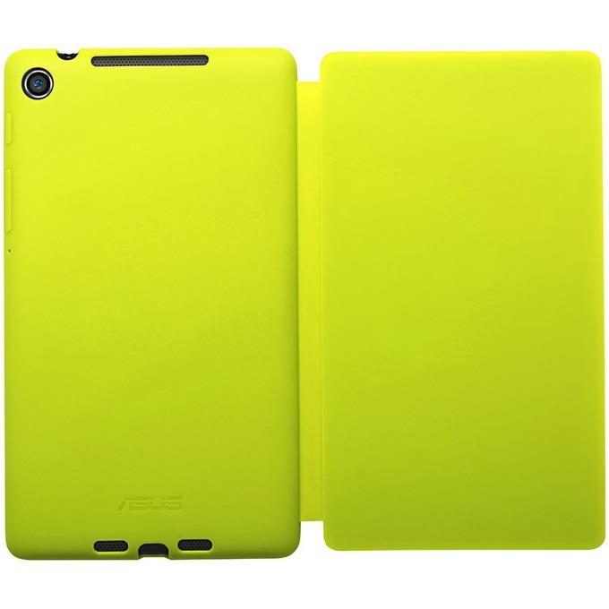 """Калъф Asus Travel Cover NEXUS7 за таблет до 7"""" (17.78 cm), """"бележник"""", жълто/зелен image"""
