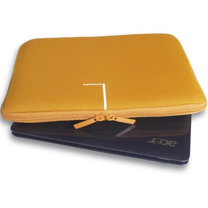 "Калъф за лаптоп TUCANO BFC1011-O, 9-10.5""(22.86-26.67cm), оранжев image"