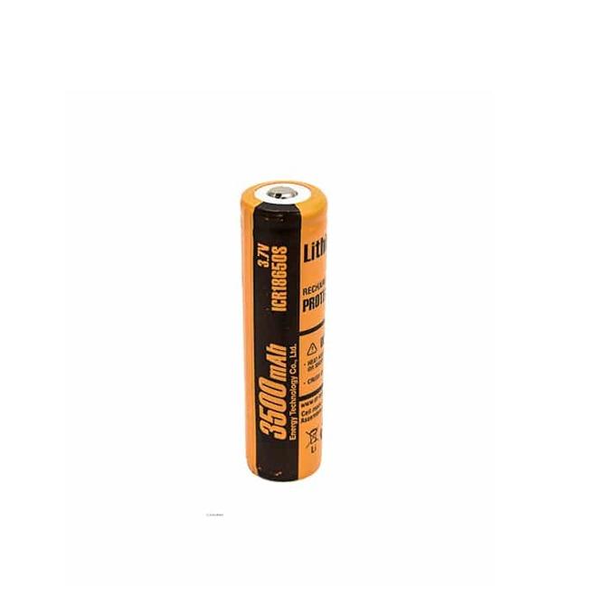 Акумулаторна батерия ICR18650H-PCM, 18650, 3.7V, 2900mAh, Li-Ion, 1 брой image