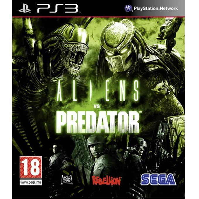Игра за конзола Aliens vs Predator, за PlayStation 3 image