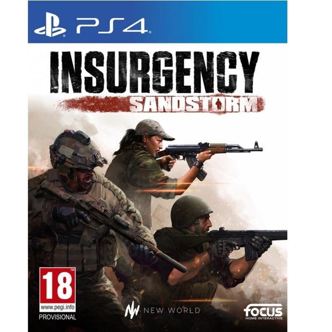Игра за конзола Insurgency: Sandstorm, за PS4 image