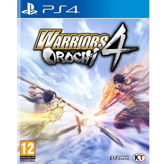Игра за конзола Warriors Orochi 4, за PS4 image