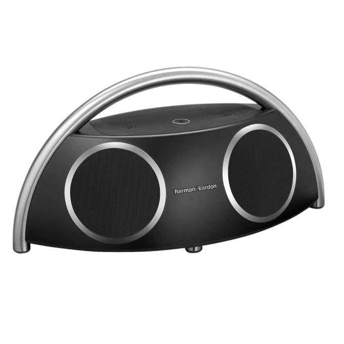 Тонколона Harman Kardon Go + Play Wireless (черна), 2.0, 90W, Bluetooth, черна image